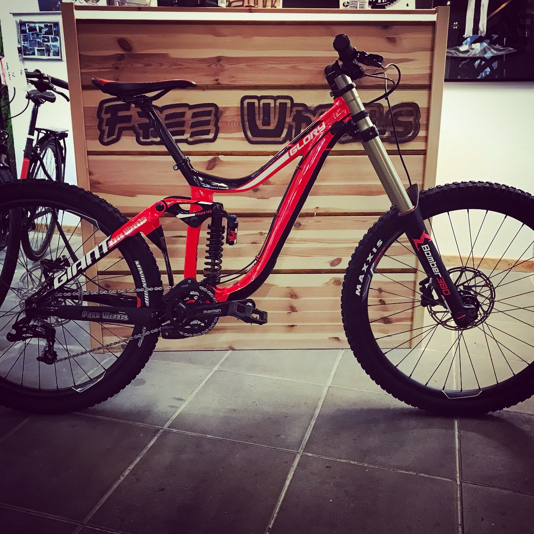 free wheels, giant glory, pillnach, kirchroth, straubing, downhillbike, ridegiant, ridelife, #free_wheels_shop, #ridegiant, #downhill