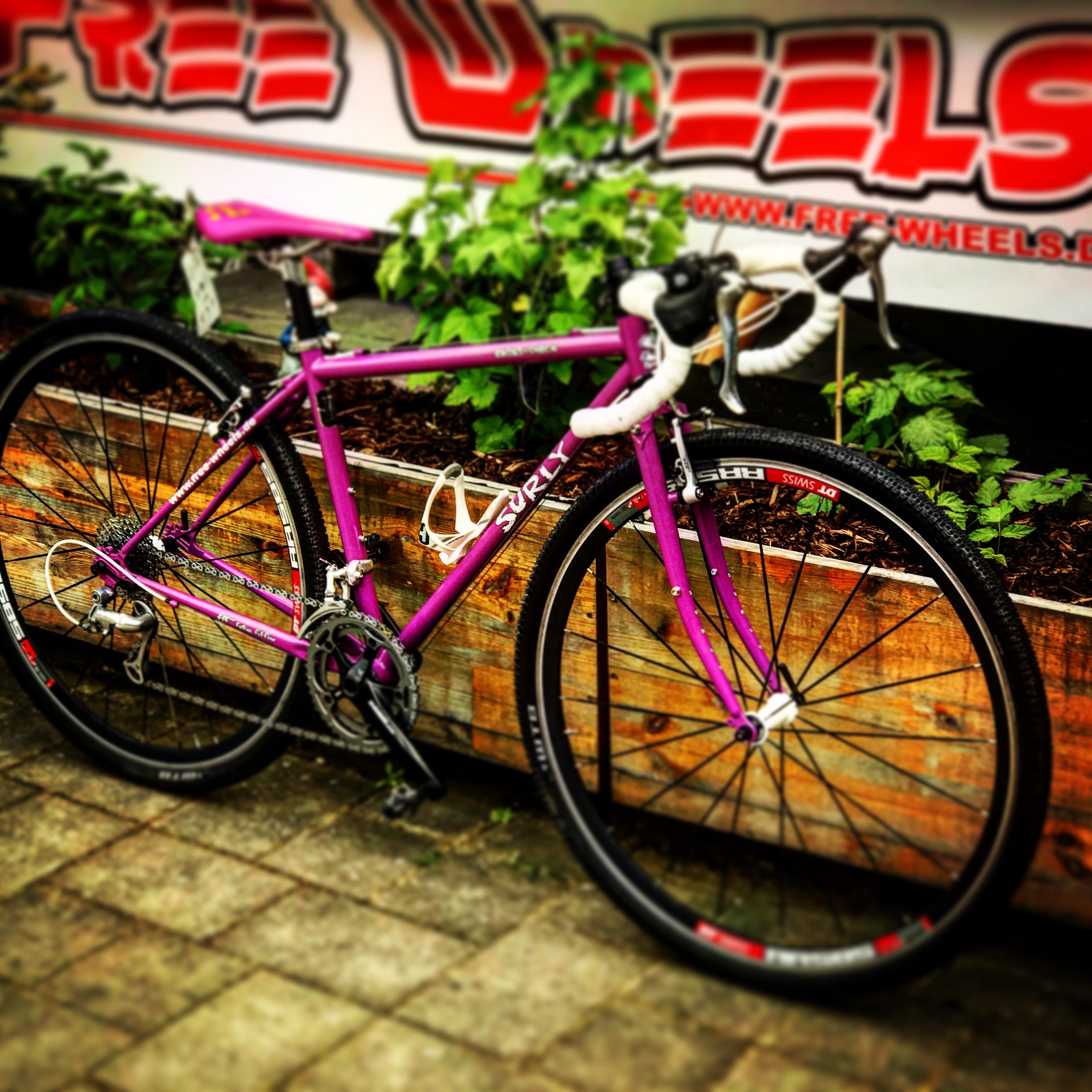 Free Wheels - Gravel - Style