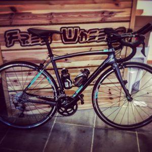 #free_wheels_shop ridley fenix antje2