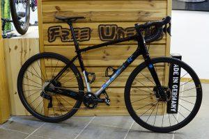 #free_wheels_shop #marin #headlands #custombike