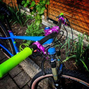 Marin Bobcat Trail #free_wheels_shop #Custombike